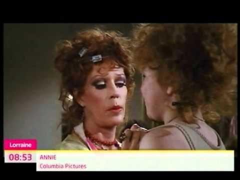 Aileen Quinn interviewed on UK show