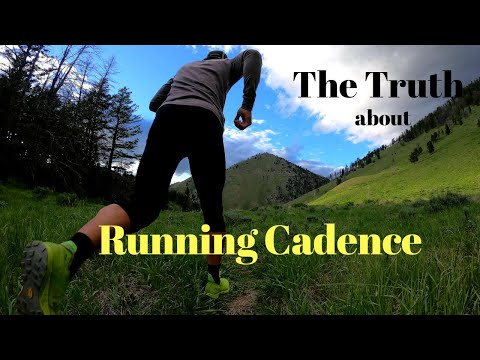 RUNNING CADENCE: What YOU REALLY Need to Know