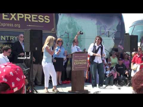 Tea Party Express - Rivoli Revue - Big Fat No