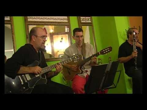 Cena-Jazz en Cal Dani (31/07/2009)