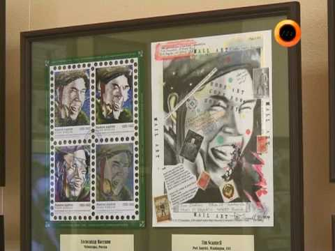 Road To Life Mail Art Show - Video II
