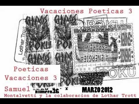 36 Vacaciones Poéticas 3