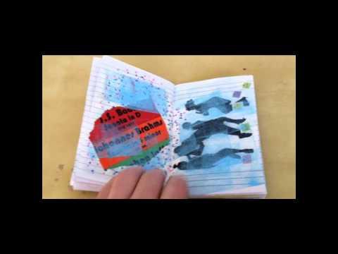 Mail Art - Book 1