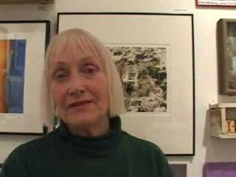 ProArts: Artist Talk - Patricia Tavenner