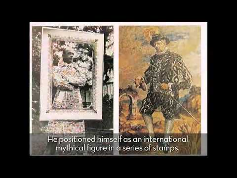 Guglielmo Achille Cavellini Documentary Video