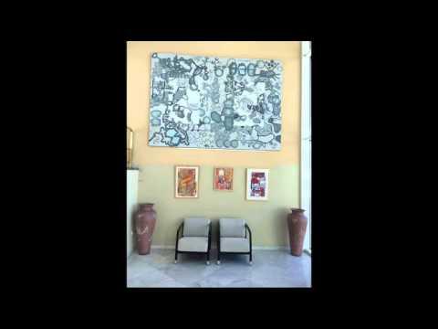 "RTVA, ""Simbolos, letras y rostros"" de Francisco Sánchez Gil  San Juan de Aznalfarache- Sevilla"