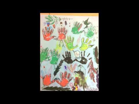 mi intervención con los  niños y niñas de 4 años b  Colegio Miguel de Cervantes, 12 4 2016, Marbella