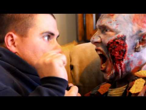 """Best DORITOS commercial EVER! (never aired) """"Tame Your Zombie"""""""