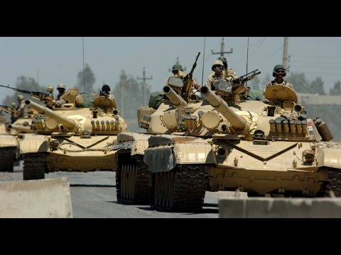 The Gulf Wars Greatest Tank Battle of The 20st  Centery Full Documentary
