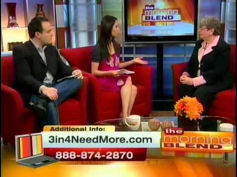 Dr. Marion on The Morning Blend - 3in4 Need More Interview