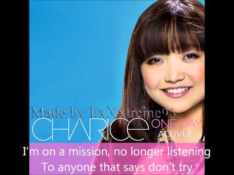 Charice - One Day (with Lyrics on Screen) [official single in HD/HQ]