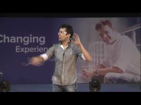 A Life-Changing Seminar by Sandeep Maheshwari