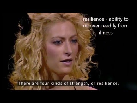 Word Drilling - TED - Jane McGonigal: The game that can  give you 10 extra years of life