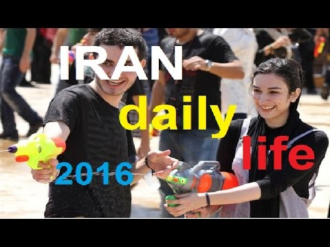 Daily life in IRAN