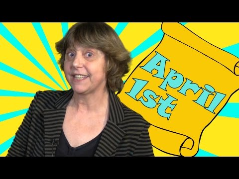 Can you spot a lie in English? Happy April Fool's Day!