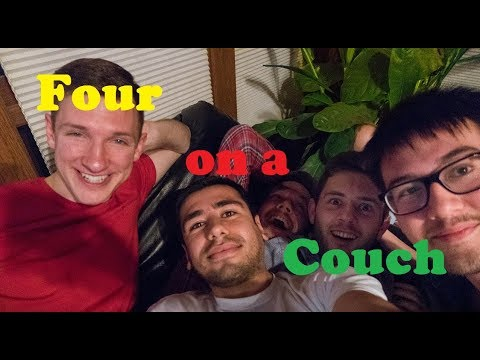 Playing 4 on a Couch | Ohio State University