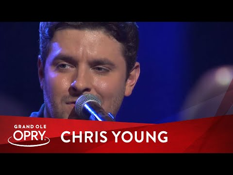 "Chris Young - ""Don't Close Your Eyes"" 