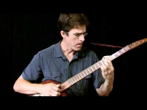 The Last Rose of Summer- played on gourd banjo by Jason Smith