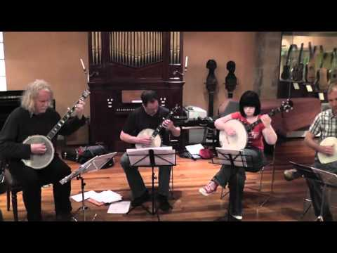 That Banjo Rag - The Scottish Classic Banjo Quartet
