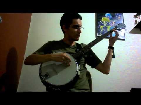 Emile Grimshaw´s banjo exercise 1