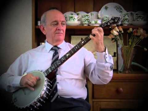 I'm Sitting On Top Of The World.  Classic Fingerstyle Banjo