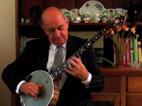 Morgan Three Wheeler March for Classic Banjo