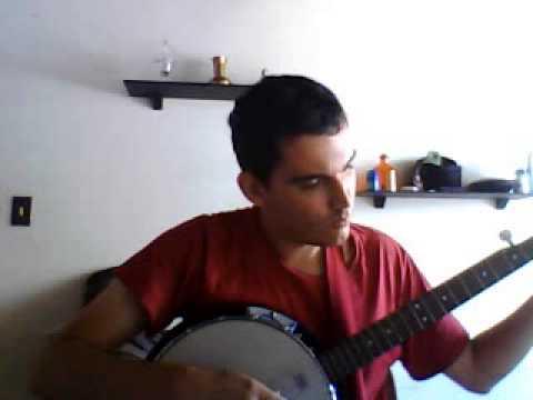 Petite etude for banjo 6 (Los caidos)