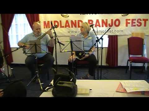 Dave Wade Midland Banjo Fest 2012