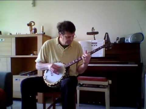 The rose of Washington square_classic banjo