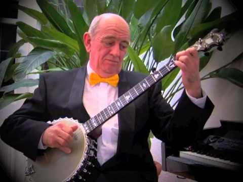 Swanee Echoes on Classic Fingerstyle Banjo