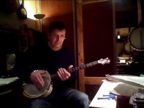 Indian patrol_émile Grimshaw_classic banjo
