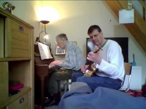Circus parade_Joe Morley_banjo & piano