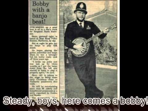 The Policeman's Holiday - Ewing, Oakley arr. - New Weaver Banjo