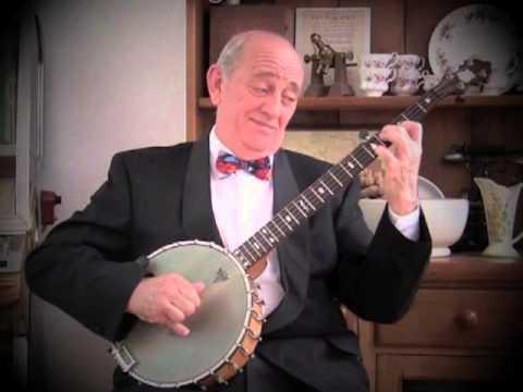 Blue Goose Rag  for Classic Fingerstyle Banjo