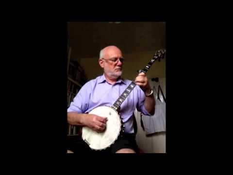 A BANJO VAMP by Emile Grimshaw played on banjo by Tony Bryan