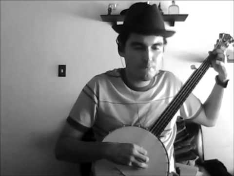 Three short pieces for classic style banjo