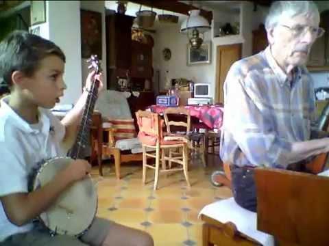 Black bess_Rémi & son grand père