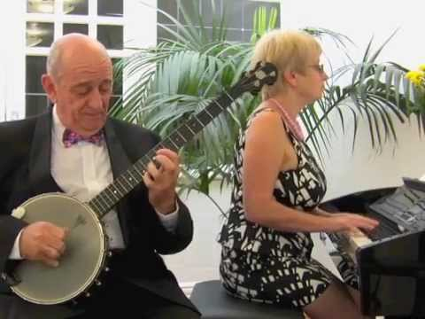 Swanee by George Gershwin.  Played on Classic Banjo