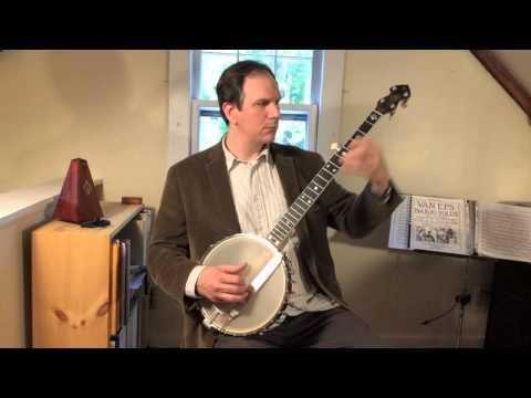Tyro Mazurka Classic Banjo Solo