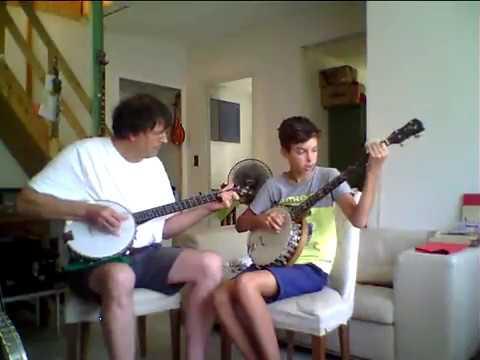 Titina_2 banjos