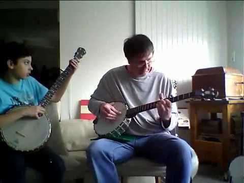 Notoriety_ 2 banjos