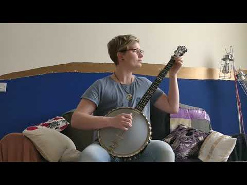 The Banshee - Michelle Holding Banjo