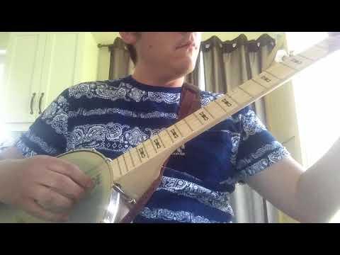 A Banjo Oddity
