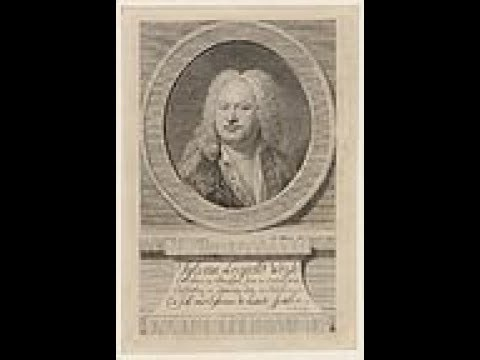 Gigue from suite no.18 by Sylvius Leopold Weiss 1687-1750