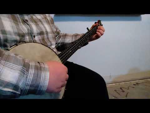 Sugar Cane Dance on a Supertone Ragtime King Banjo.
