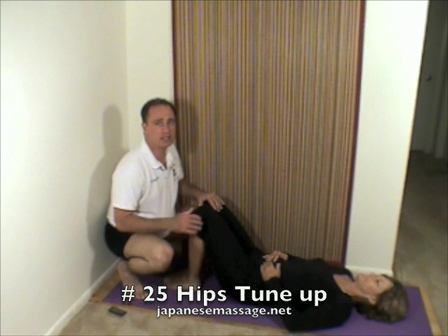 # 25 Hip Openers Partner Assisted