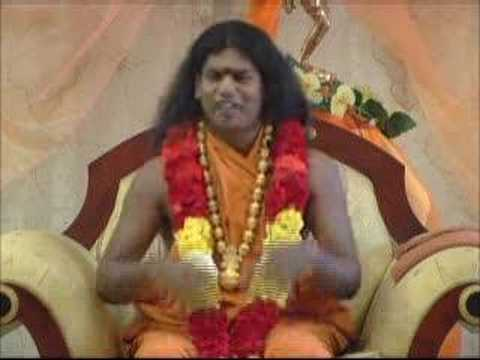 Living Enlightenment - 1st Samadhi Experience of Nithyananda