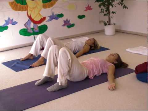 Shavasana - Yoga Relaxation Pose Variations