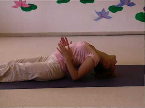 Yoga Fish for Beginners and Advanced -  Hatha Yoga Asana Variations