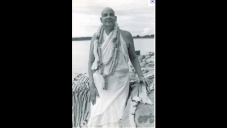 Swami Sahajananda talks about Master Sivananda 3 of 3  to little kids 1988